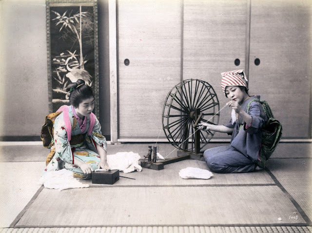 a major part of japans history in the late nineteenth century The late 19th-century united states is probably best known for the vast expansion of its industrial plant and output at the heart of these huge increases was the mass production of goods by machines.