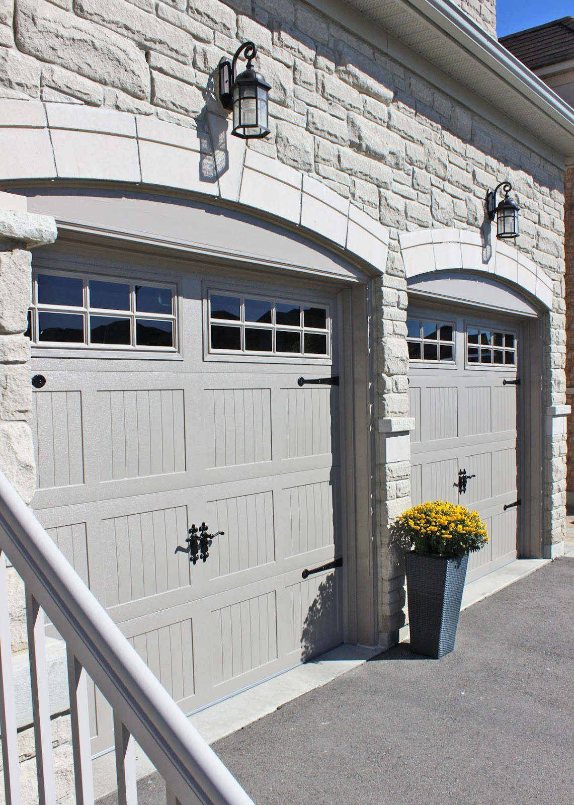 Carriage Garage Doors : Am dolce vita new garage doors