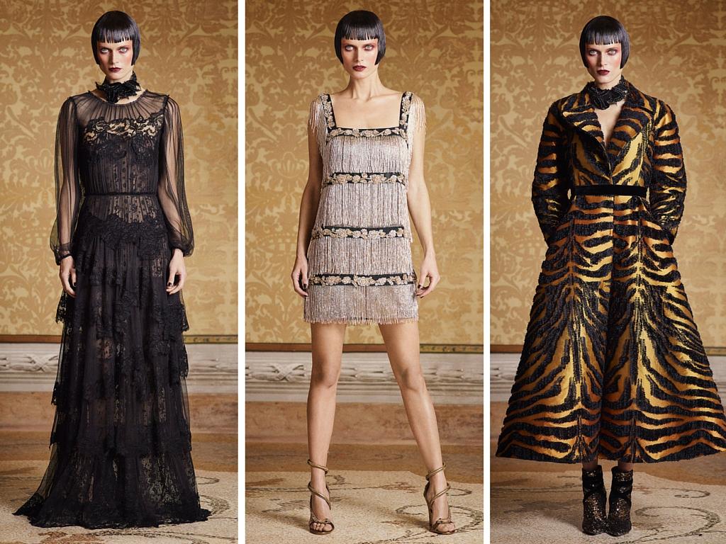 Paris Fashion Week Haute Couture SS16 Alberta Ferretti