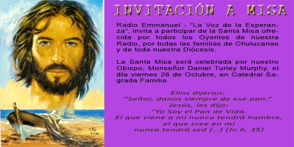 ... de chulucanas a participar de la santa misa que monsenor daniel turley