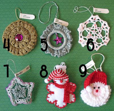 Free Crochet Zombie Doll Pattern : CROCHET SANTA HEAD ORNAMENT Only New Crochet Patterns