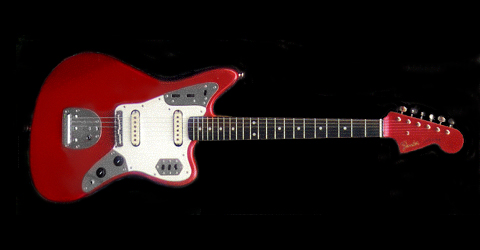 The Fender Jaguar Guitar
