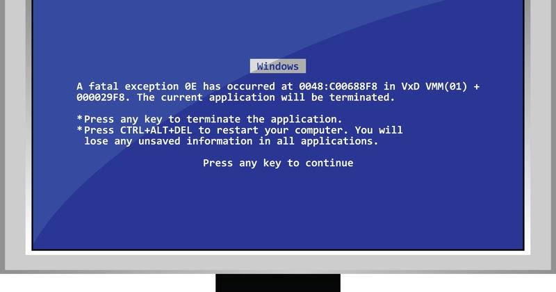 welcome to my cara mengatasi blue screen berdasarkan