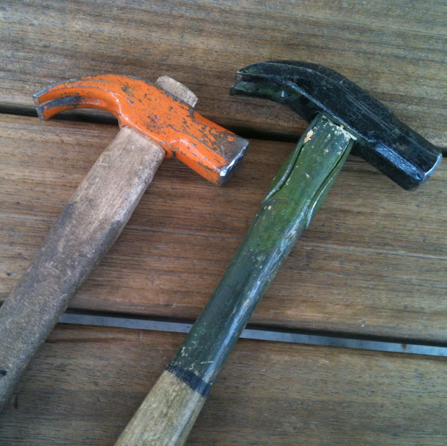 vintage hammer old hammers hand tools