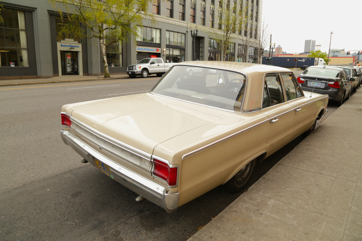1967 Plymouth Belvedere II Sedan