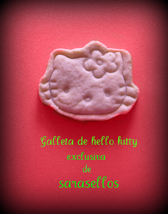Galleta de kitty