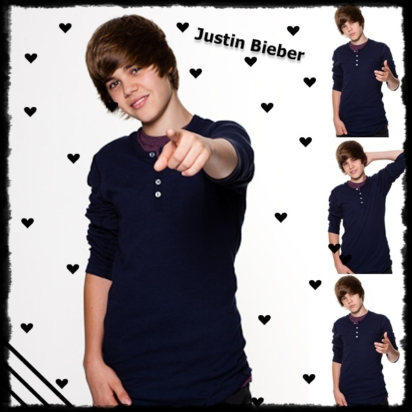Justin Bieber Collage. justin bieber collage twitter.
