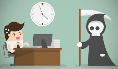 Menghindari Stress Ketika Mengalami Deadline