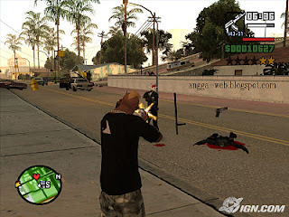 GTA San Andreas B13 Need For Speed