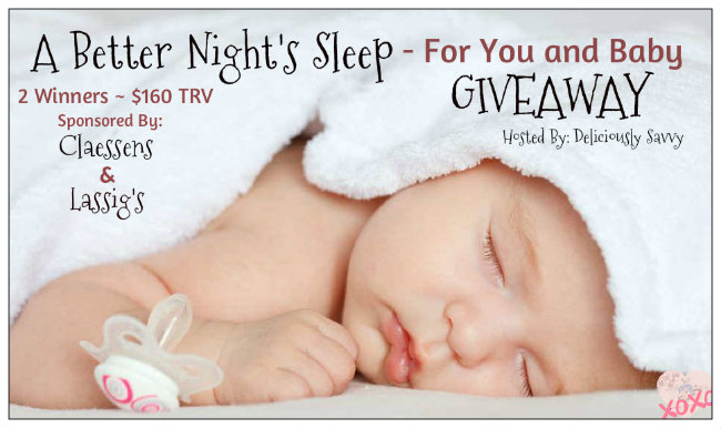 A Better Night's Sleep Giveaway