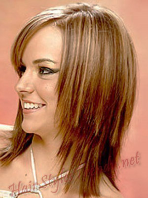 hairstyles for 2011 medium length. girlfriend Medium Length