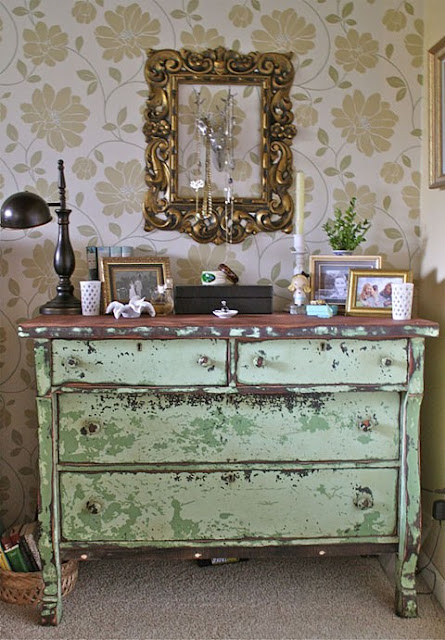 Distressed Furniture Ideas
