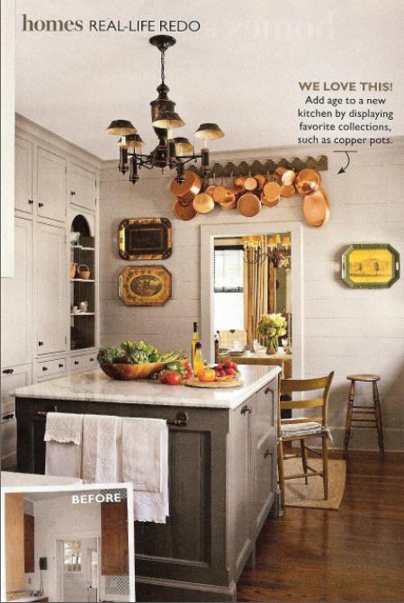 Nine Sixteen Smitten With A Gray Kitchen