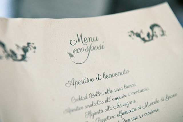 ecosposi matrimonio ecologico menu cruelty free