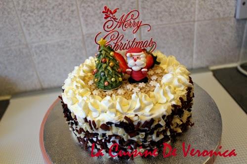 La Cuisine De Veronica 聖誕蛋糕