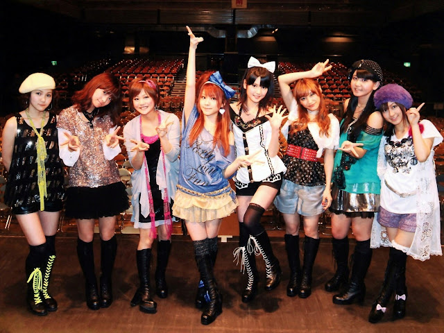 Morning Musume Wallpaper Momusu