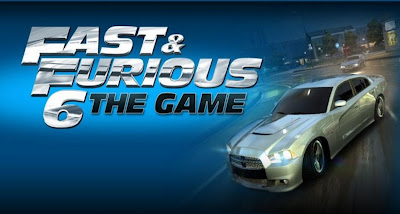 Fast & Furious 6: The Game Apk Data Android