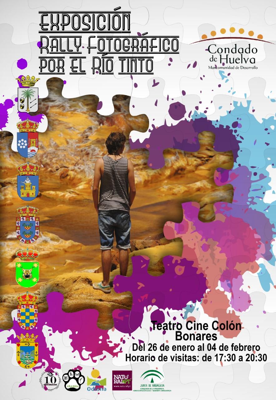EXPO RALLY FOTOGRÁFICO RÍO TINTO