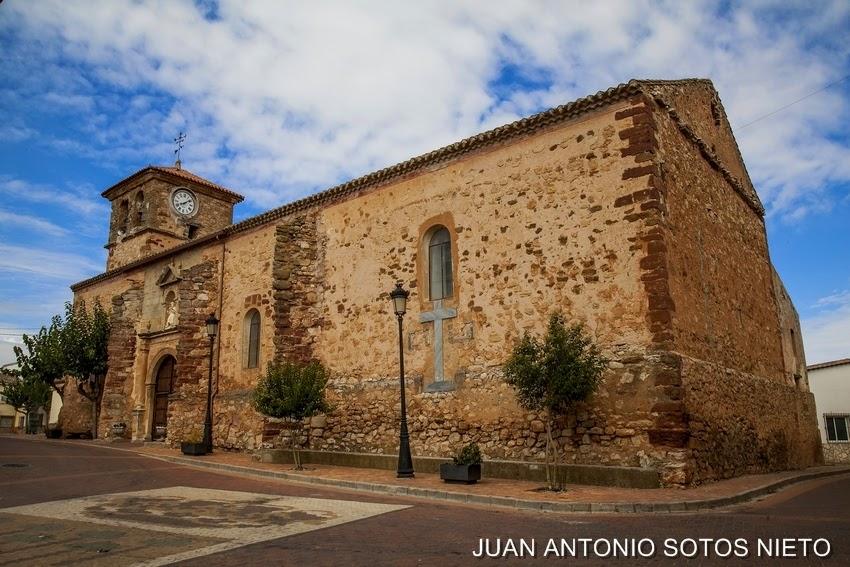 Recorriendo albacete viveros iglesia de san bartolom for Viveros albacete