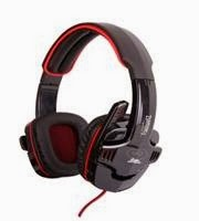 Zebronics 7.1 Multimedia Gaming Headphone Iron Head