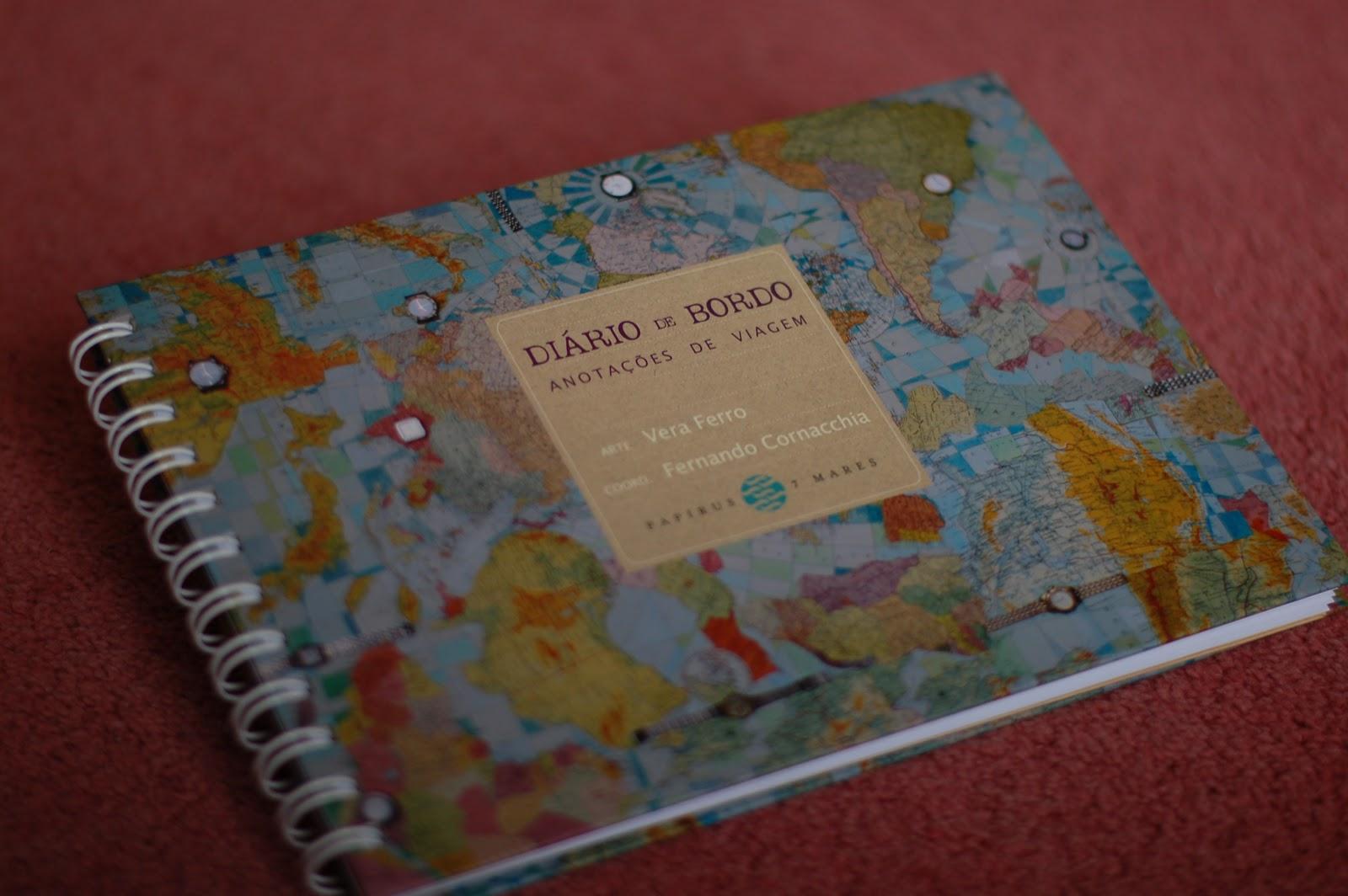 livro diario de bordo
