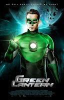 Green Lantern Fan Poster