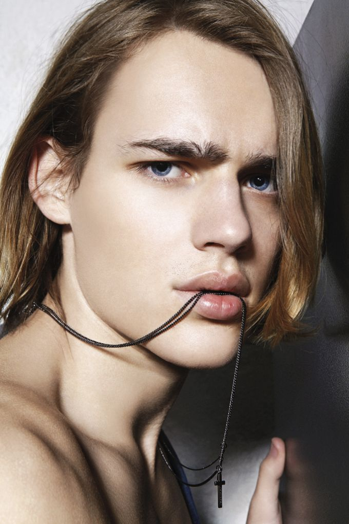 Face Of The Week- Ton Heukels  Model Ton Heukels 2013
