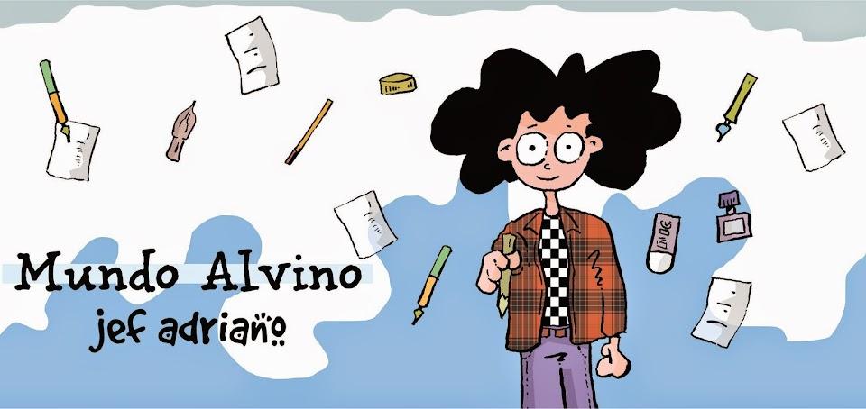 Mundo Alvino - Jeferson Adriano