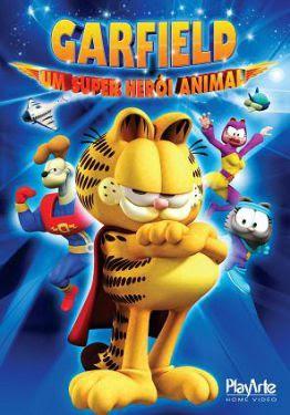 Filme Garfield: Um Super Herói Animal   Dublado