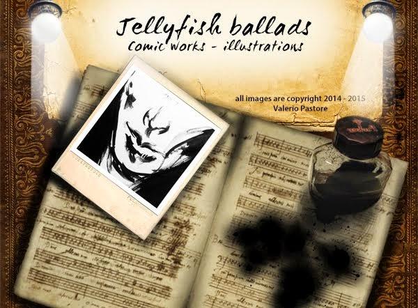 Jellyfish Ballads