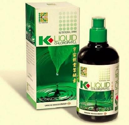 Seabrek Manfaat Chlorophyll Bagi Kesehatan,