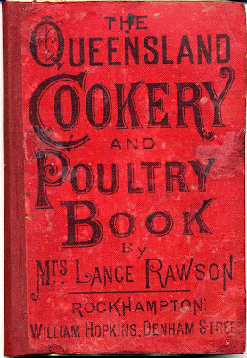 writing a cookery book