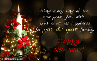 New years greeting cards 2013, new year greetings 2013, new years ...