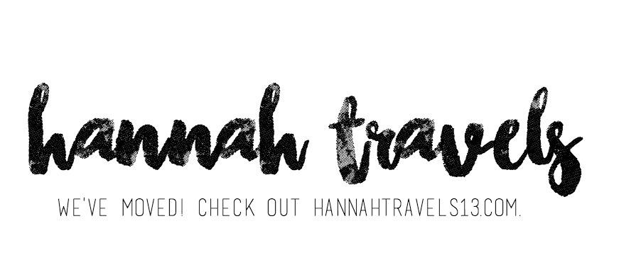 Hannah Travels