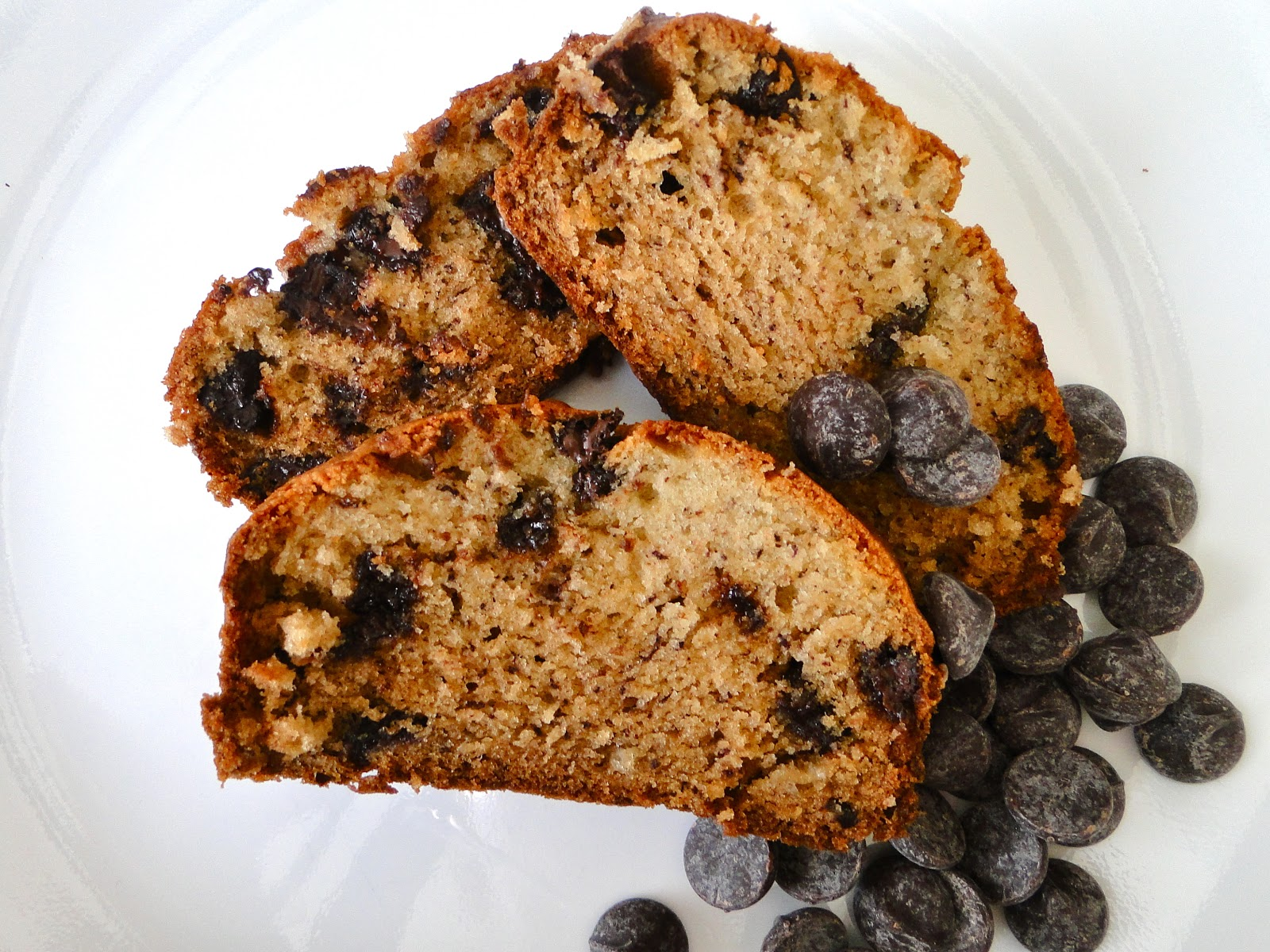 Tar Heel Taste Bud: Banana Chocolate Chip Bread