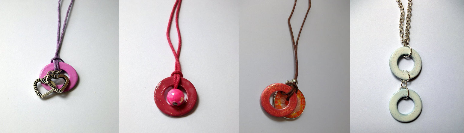 Northshore days polished washer pendant necklaces hi all i am finally getting around to writing this post i think my fab finds posts will resume next week i just have too much on at the moment aloadofball Images