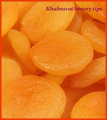 khubani health benefits