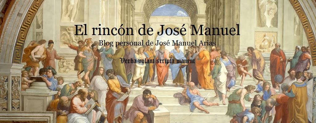 El rincón de José Manuel