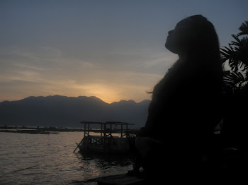 Danau Maninjau Bukittinggi Sumatera Barat, 1 Juli 2011