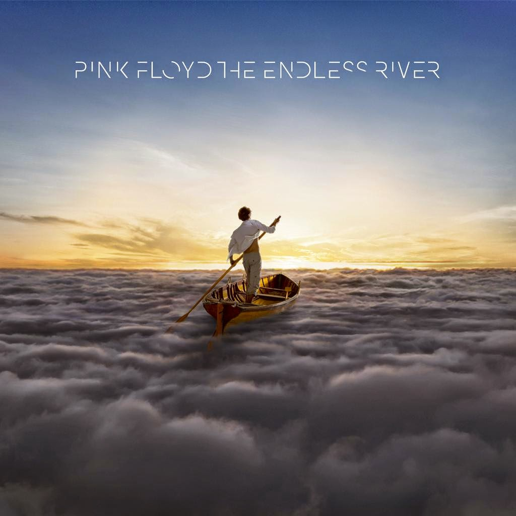 Pink Floyd : The Endless River : regular cover