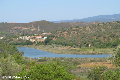 Arade River, Algarve