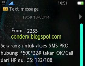 Update Cara Daftar SMS Pro Telkomsel 2014