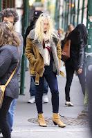 Dakota Fanning blonde hair