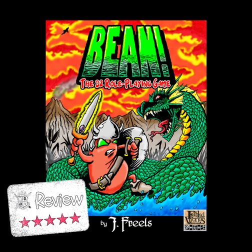 Frugal GM Review: Bean! The D2 Second Edition