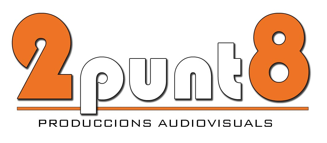 2punt8 PRODUCCIONS AUDIOVISUALS