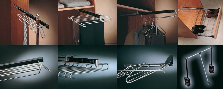 Lloes suministros al profesional s l perfilar as sueltas - Accesorios para armarios ...