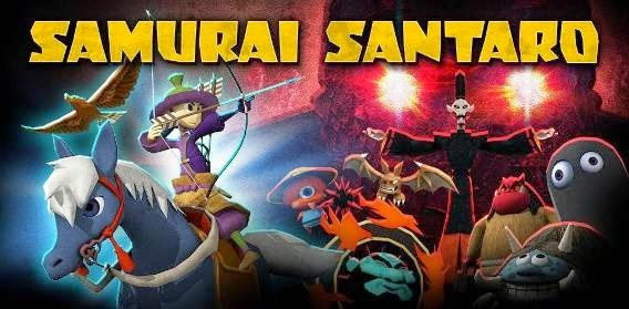 SAMURAI SANTARO - Dark Onmyoji Apk v1.0.0 + Data Full