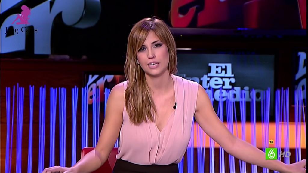 SANDRA SABATES, EL INTERMEDIO (11.11.15)