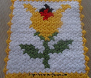 crochet Washcloth,