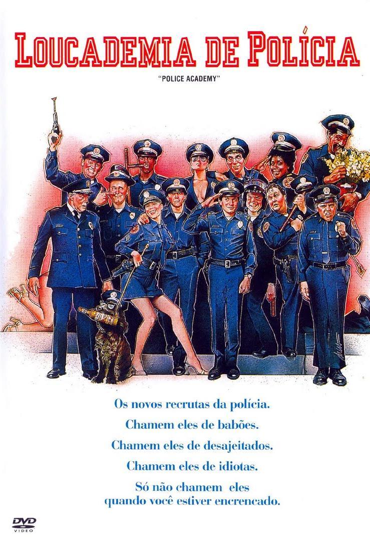 Loucademia de Polícia 1 Download Filme